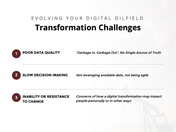 common transformational challenges